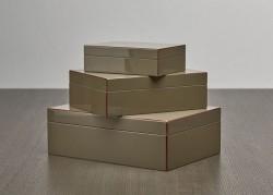 """Aufbewahrungsboxen-Set 3'er """"Gift"""""""
