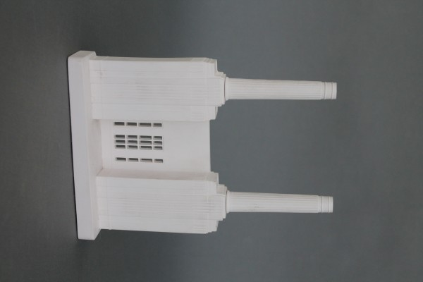 "Architekturmodell ""Battersea Power Station"""