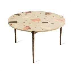 Coffee table Nougat creme