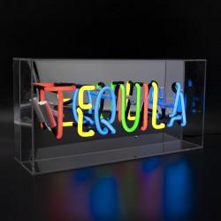 'Tequila', Neonschrift