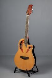 Halbakustische Gitarre
