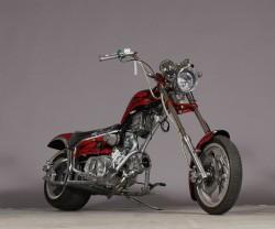 """Motorrad """"Chooper 90CC"""""""