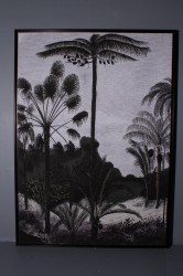 "Bild ""TROPICAL FOREST I"""