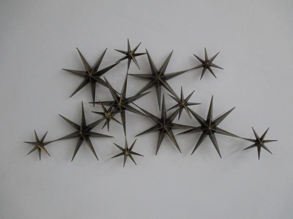 "Wanddeko ""Evening Stars"""
