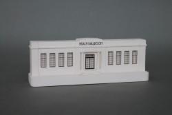 "Architekturmodell ""Beach Ballroom"""