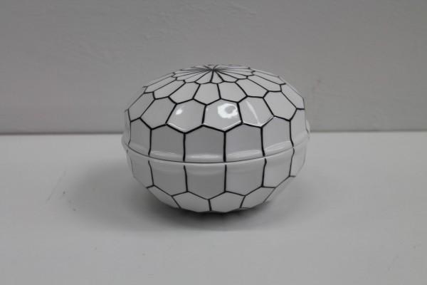 Vase/Topf mit Deckel