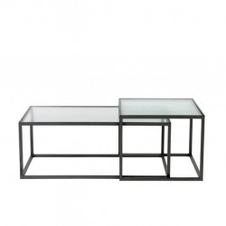 Boli coffee table set of 2
