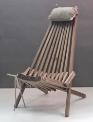 "Liegestuhl ""Eco Chair"""