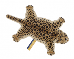 Kinderteppich 'Loony Leopard'-C