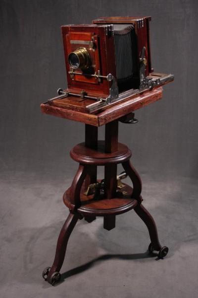 Plattenkamera Modell (1908)