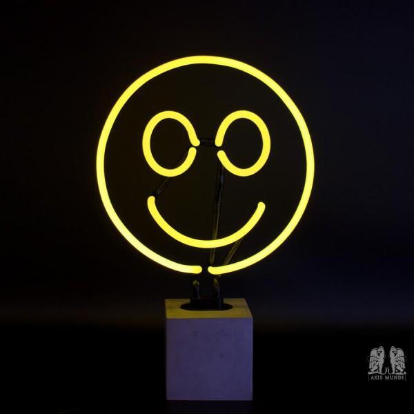 'Smiley', Neon