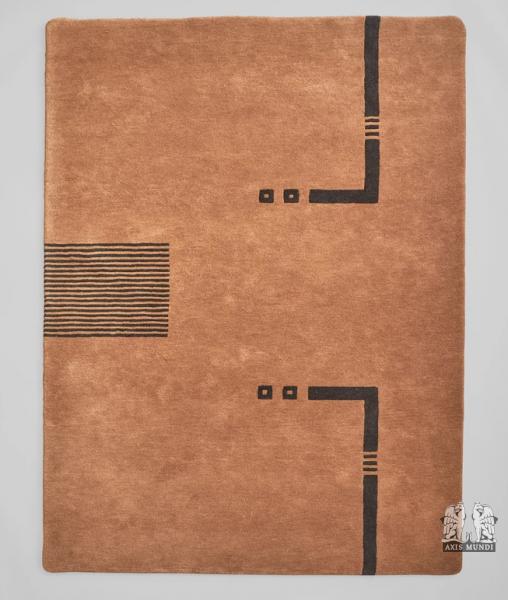 Delano Carpet, Terracotta