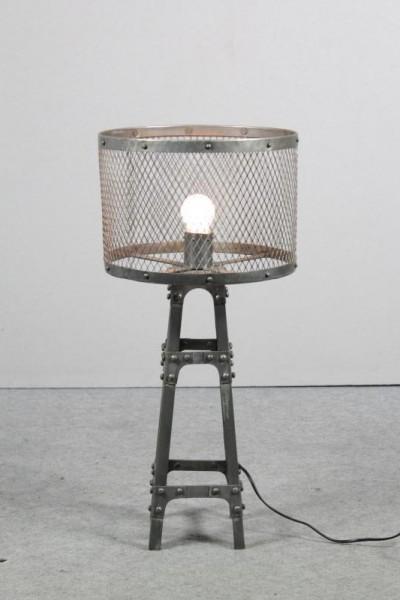 Tisch- Bodenlampe