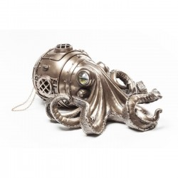 "Box/Figur ""Steampunk Octopus"""