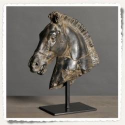 """Deko """"Montis Horse Head"""""""