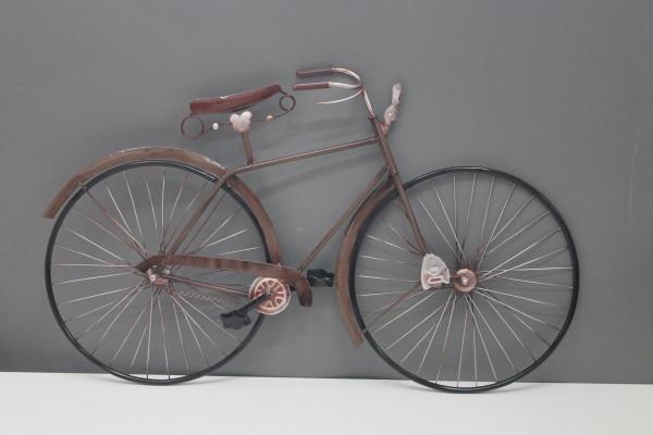 Wanddeko ''Fahrrad''