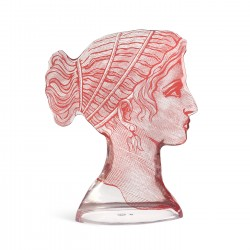 Acrylskulptur 'Goddess Bust'