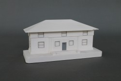 "Architekturmodell ""Winsloe House"""