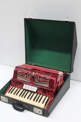 Akkordeon mit Koffer