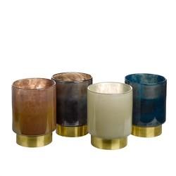 Kerzenhalter-Set 4'er