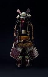 """Samurairüstung Japan 19. Jh. """"Kabuto"""""""